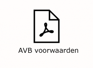 AVB voorwaarden