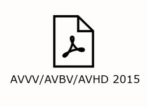 AVVV-AVBV-AVHD 2015